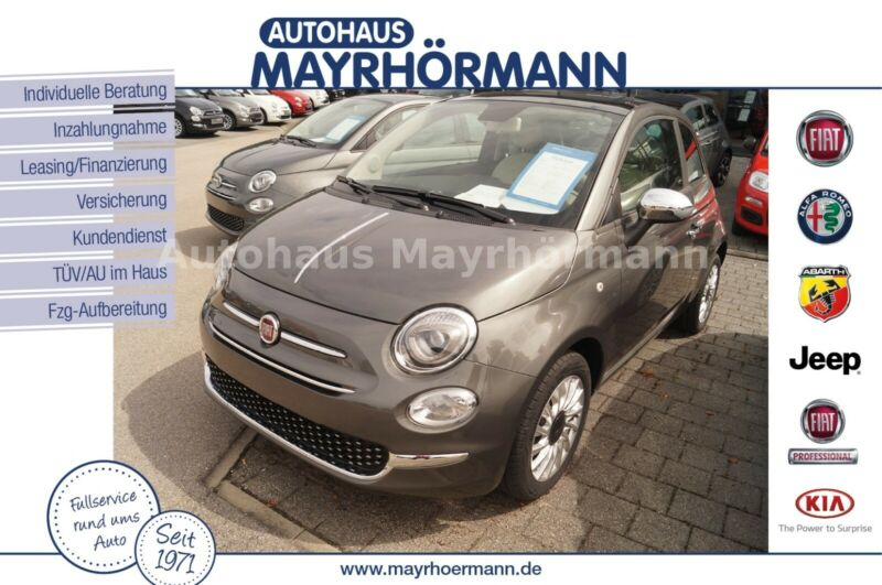 Fiat 500 1,0 GSE Hybrid Lounge 70PS