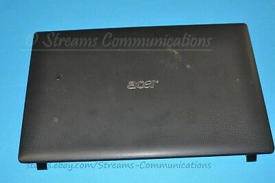 "Acer Aspire 5552 15.6"" Laptop LCD Back Cover (Rear Lid) with WiFi Antenna"