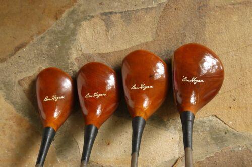 Vintage Classic MacGregor Ben Hogan Pro Model 1,2,3,4