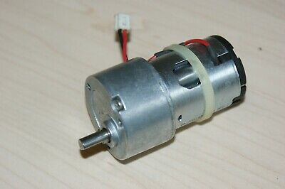 High Torque 12 V Dc Geared Motor 25 Rpm - 140 Rpm