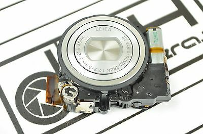 Panasonic FX66  Lens Zoom Assembly Silver Replacement Repair Part A0607