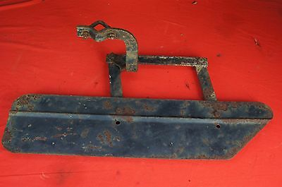 Nice Genuine Ih Farmall Cultivator Plant Shield Farmall Cub 140 274 Super A 100