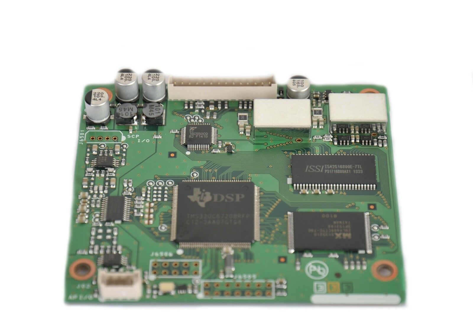 Yaesu Fft 1 Internal Digital Fft Board For Ft Dx1200 Ebay