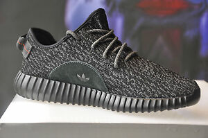 ADIDAS YEEZY BOOST 350 PIRATE BLACK(UA)