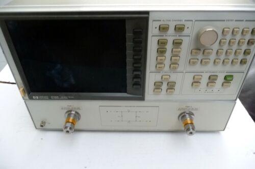HP 8720A  130mhz to 20ghz  NETWORK ANALYZER