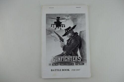 Gunfighters, 1-1 Attack Reconnaissance Battalion BATTLE BOOK, 2007
