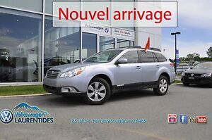 2012 Subaru Outback *GROUPE ELEC*TOIT OUVRANT*MAGS*BLUETOOTH*