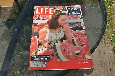 Life Magazine July 11, 1955 – Picnic Movie