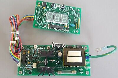 Temperature Display Switch Board Power Supply For Vwr 1255 Water Bath