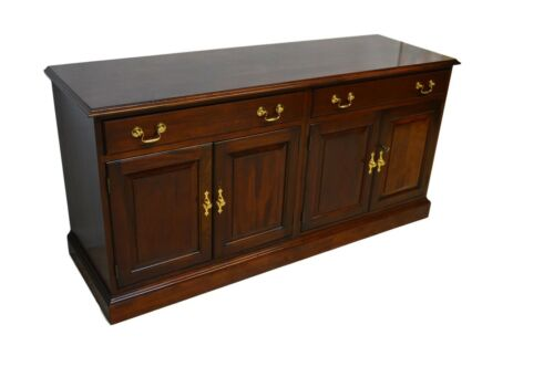 STICKLEY  SOLID MAHOGANY SIDEBOARD BUFFET