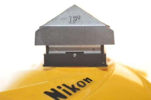 Nikon F Eye Level prism Finder Type I Triangular pins Nippon Kogaku RARE 1959