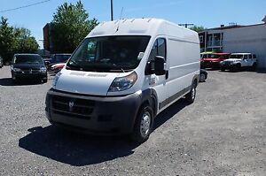 2017 Ram ProMaster Cargo Van, 159 POUCES 2500, TOIT ÉLEVÉ