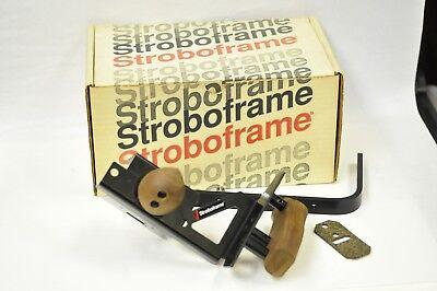 Stroboframe SQ2000 cat.# 300-360 flash bracket. NOS