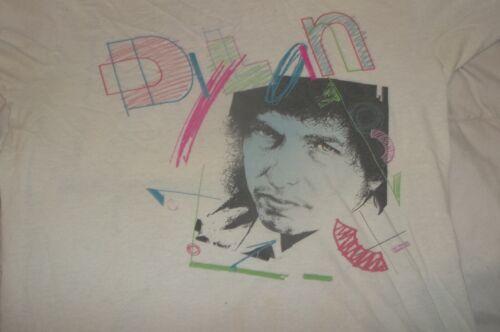 Bob Dylan Tom Petty 1986 L Tour shirt