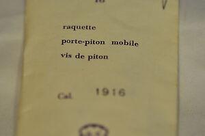 N-10-Raquette-e-N-10-porte-piton-mobile-AS-cal-1916