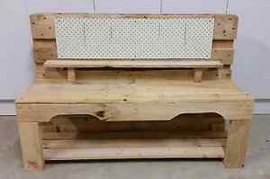 Kids Play Tool Bench Blakeview Playford Area Preview