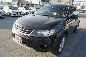 2007 Mitsubishi Outlander XLS | LEATHER |  NAVI | SUNROOF |  ROO