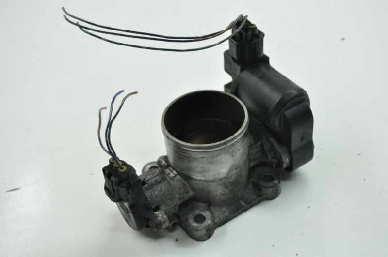 LEXUS IS 220d 2008 RHD THROTTLE BODY VALVE 192300-2010
