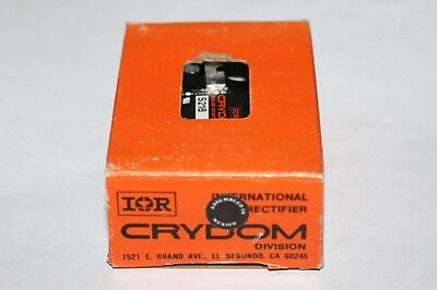 Crydom Ir Intenational Rectifier S218 Solid State Relay