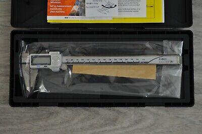Mitutoyo Digital Caliper Model 500-738-20 0-8 Inch Carbide Od Id Ip 67