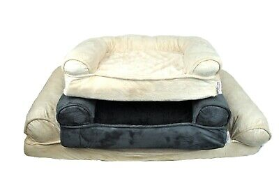 Orthopedic Pet Bed - Orthopedic Dog Sofa Bed Comfortable Pet Sofa Style Great for Cats Dogs Washable