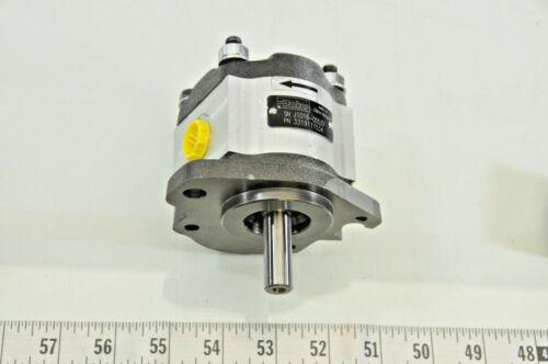 """NEW Parker 3319111534 Intertech Gear Pump 2cc CW 1/2""""K 2AA ODT (CS2.1)"""