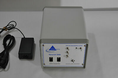 Nanocalc 2000 Thin Film Reflectometry System Ocean Optics Mikropack Spectrometer