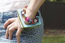 RESIN BRACELETS (UNIQUE DESIGNS!!) Strathfield Strathfield Area Preview