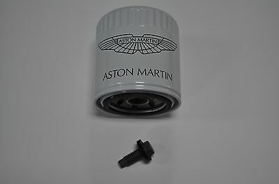 Aston Martin DB9 12 cylinder - V12 Oil Filter Kit (Factory/OEM)