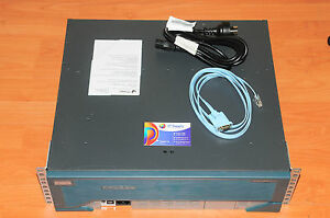 Cisco-3845-Router-Dual-AC-PSU-Rack-Kit-Fully-Tested-6-Mnth-Wrty-Tax-Invoice
