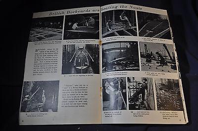 November 1941 Neptune Magazine For British Merchant Seamen EN20