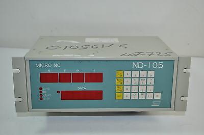 Daisan Micro Nc Servo Motor Controller Amplifier  Model- Nd-105 D