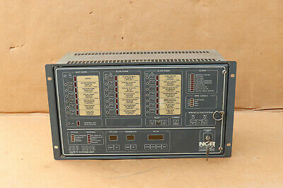 Kongsberg Norcontrol Ssu8810 Safety System Unit 8200049
