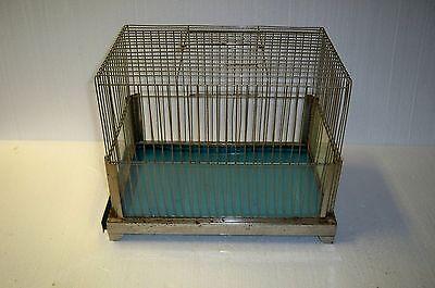 Vintage metal wire birdcage - Vintage Birdcage
