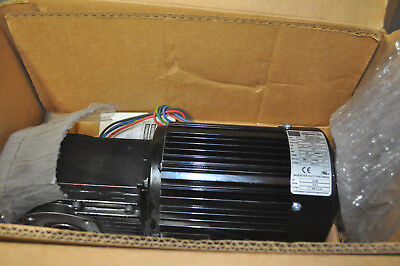 BODINE ELECTRIC 42R6BFPP-GB/H GEAR MOTOR *NEW IN ORIGINAL BOX*
