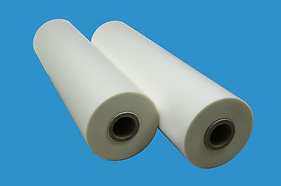 Soft Touch Matte Thermal Laminating Film 12 In X 500 Ft 1 Core 1.5mil