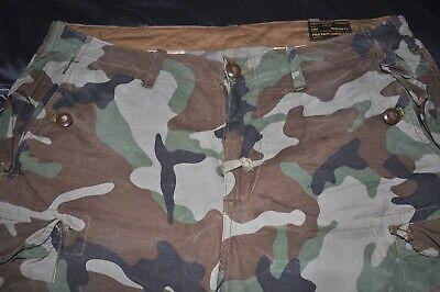 "RALPH LAUREN ""POLO"" Classic Military Style Cargo Pants, Camo, Size: 38x30; VGC"