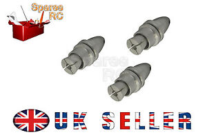 Prop Adapter 3.0mm  Motor Shaft 3 Pack ** See Description** (B106)