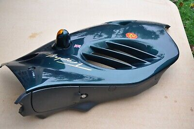 TRIUMPH TROPHY RIGHT SIDE FAIRING PANEL GREEN 900 T309 1200 T312 1995