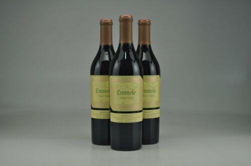3 Bottles -- 2017 Emmolo Merlot