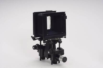 Sinar F2 5x4 monorail large format camera - MINT COND. PHASE ONE