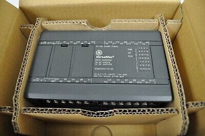 Ge Versamax Micro Plcic200udd110. New Surplus In Box.