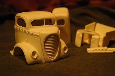 1938 ford coe cab and sleeper choptop
