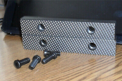 Wilton Vise Jaws Usa Made Heat Treated  Bullets 4 12 W X 34h 12 T