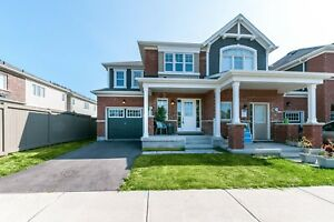 2 year old 4 bedroom home in Brampton