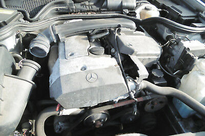 Motor Mercedes E200 W210/W202/W208 M111942