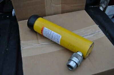 Enerpac Rc-106 Duo Series Hydraulic Cylinder 10 Ton Service Ready