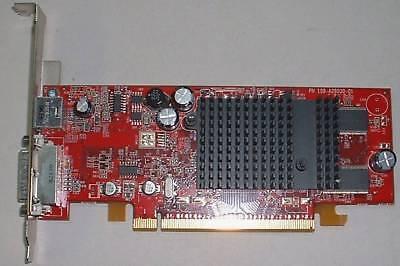 ATI radeon x600 se PN 109-A26030-01 128MB PCIe pci-e dvi carte vidéo