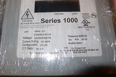 Leviton 1n240-011 Meter Series 1000 100 Amps