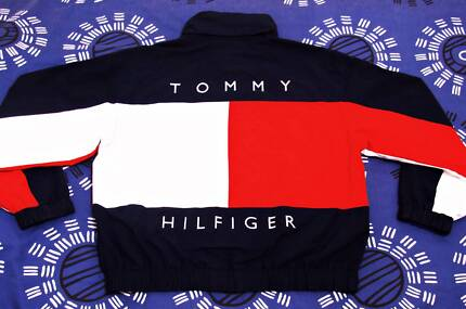 The Rarest Vintage Tommy Hilfiger Jacket Ever Made! size XL Brisbane City Brisbane North West Preview